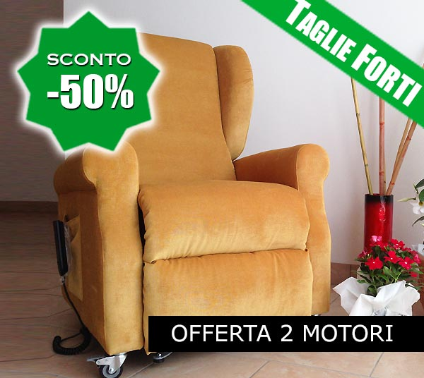Poltrone Relax Offerte.Relax Peso Max