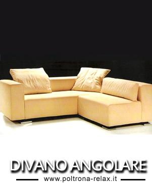 Divani ad angolo angolare varie misure for Divano angolare 240