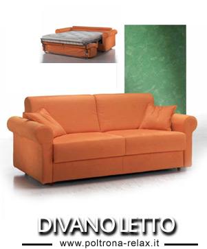 Divano letto economico con materasso matrimoniale prezzi for Smart relax divano letto prezzo