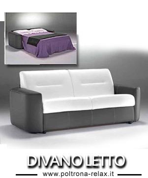 Divano letto in offerta per questo mese prezzi di fabbrica for Prezzi per rivestire un divano