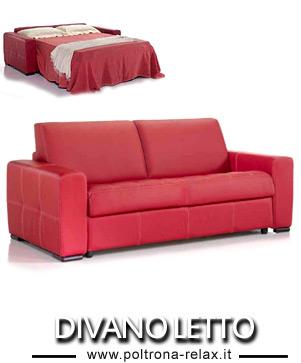 Divano letto matrimoniale con materasso 2 posti - Subito it divano letto ...